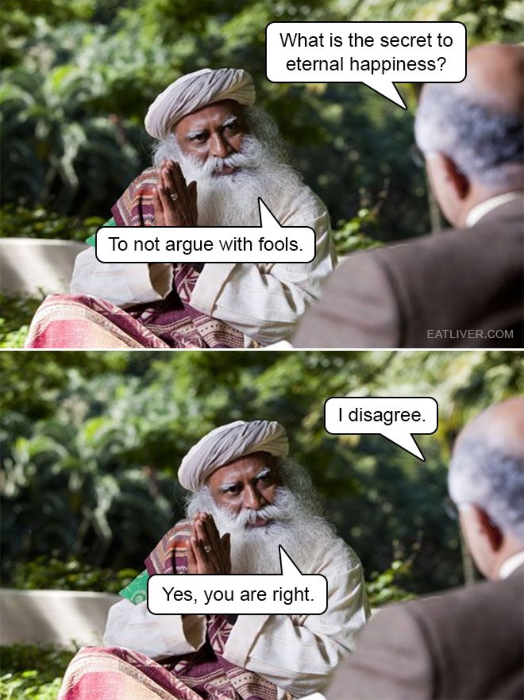 15 Minute Philosophy: Triage