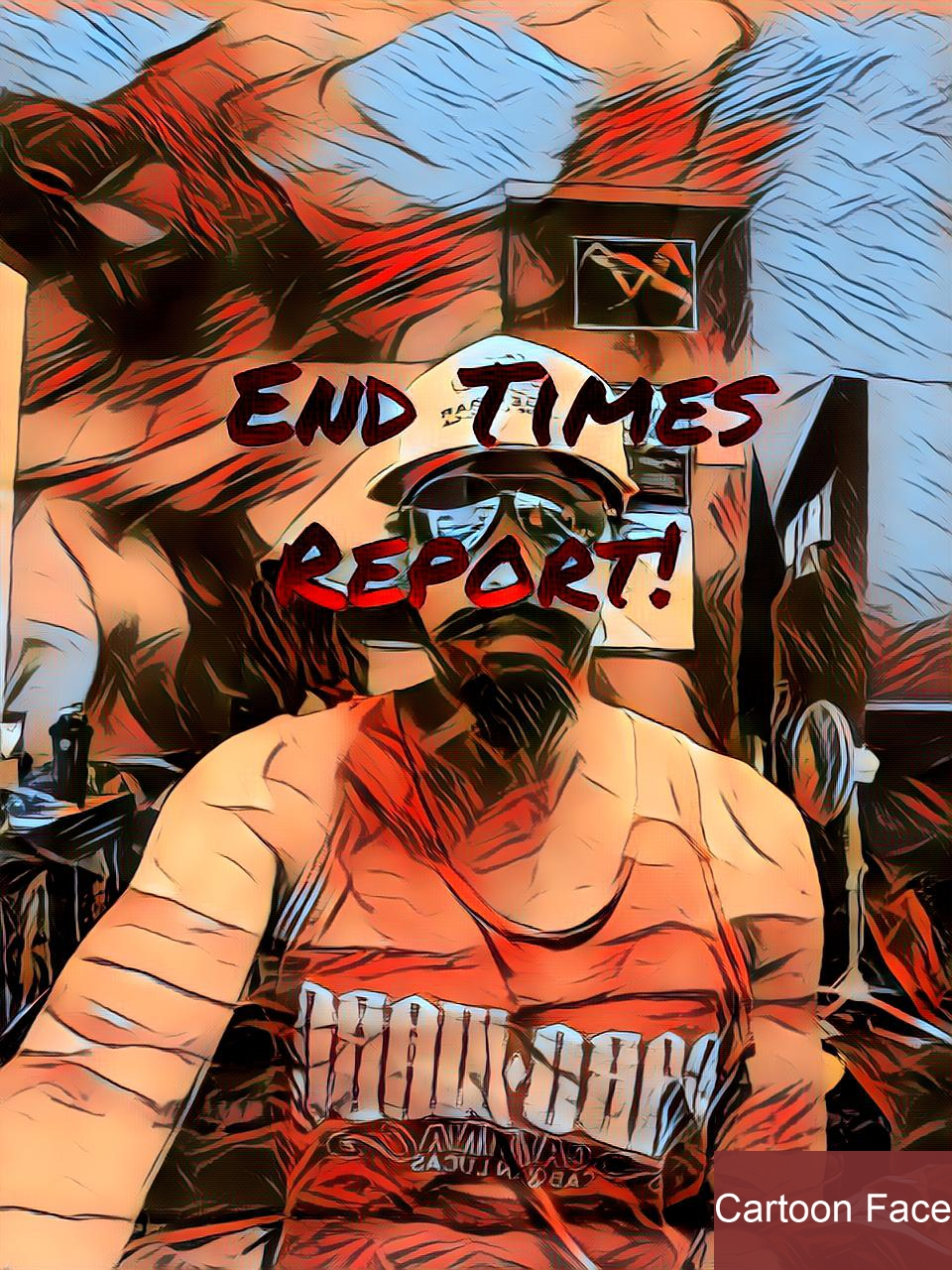 End Times Report: In All Seriousness