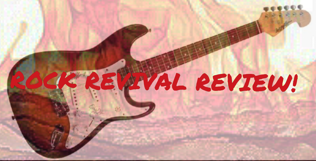 Rock Revival Review: Scorpiknox, AC/DC and Skeletor
